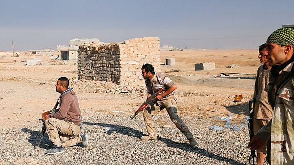 Irakische Armee holt Verstärkung für den Kampf um Mossul