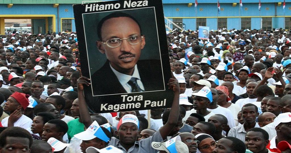 Image result for elections in rwanda 2017