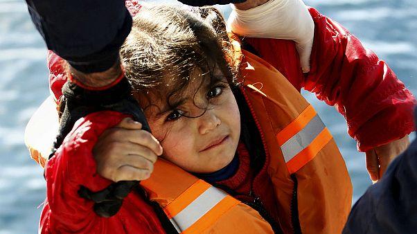La Guardia Costera italiana rescata a 192 inmigrantes