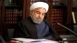 دستور روحانی برای اجرای مراحل پیش بینی شده در قبال نقض برجام
