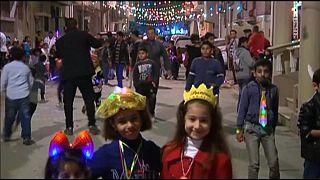 Les habitants de Benghazi célèbrent la fête de Mawlid malgré l'opposition [no comment]