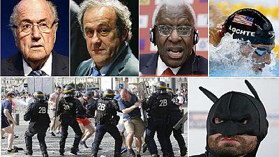 Profils des 10 personnalités qui ont négativement marqué l'année (2016)