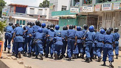 Au Rwanda, des réfugiés célèbrent une messe en mémoire des victimes des répressions policières de 2015 au Burundi