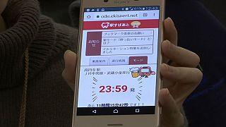 Tokyo : être soûl mais rentrer chez soi grâce à son portable