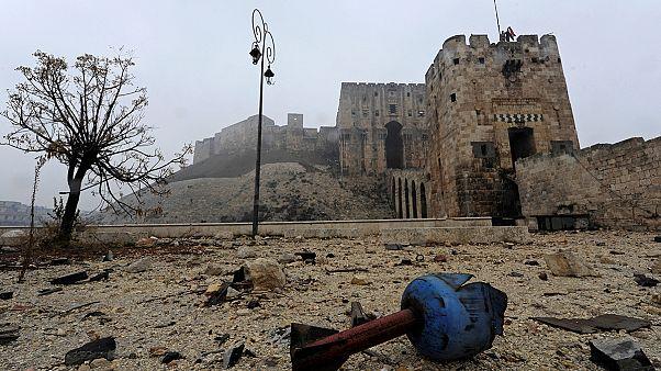 """Aleppo: """"Wer sagt, dass Assad auch den Krieg gewinnt?"""""""