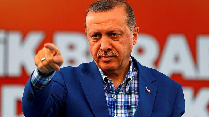 In Turchia fallisce un colpo di Stato