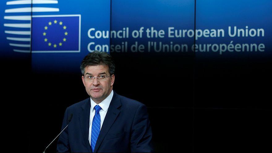 EU rejects calls for 'freeze' in Turkey talks