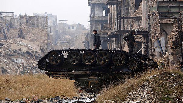 Exército sírio perto de reconquistar leste de Alepo
