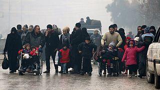 """ONU: """"Colapso de humanidade"""" em Alepo"""