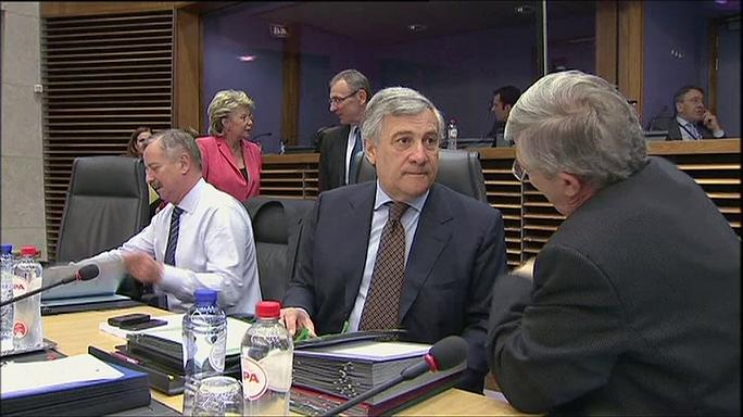 EU conservatives elect Antonio Tajani as candidate for parliament speaker