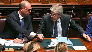 Italian Prime Minister wins initial vote of confidence