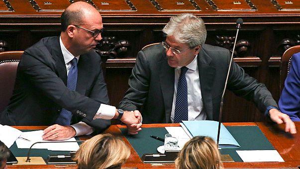 Deputados dão luz verde ao novo governo italiano
