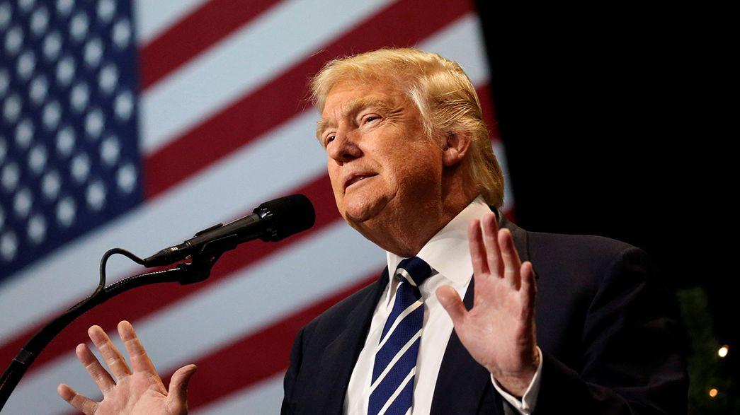 ترامب يدافع عن اختياره ريكس تيلرسون وزيرا للخارجية الأمريكية