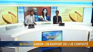EU election report aftermath in Gabon [The Morning Call]