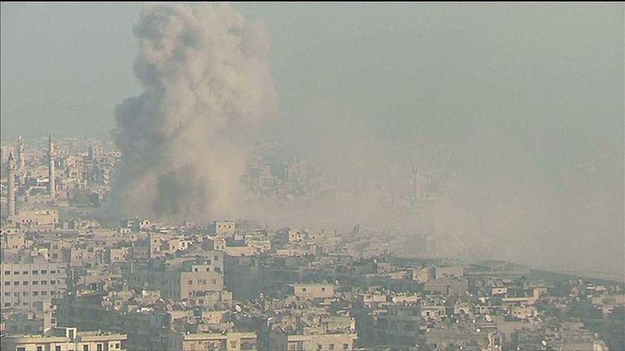 Alep : l'évacuation des civils suspendue