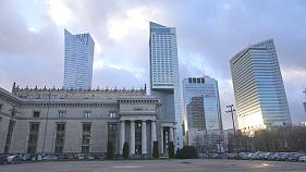 Varsovia, un imán para las empresas.