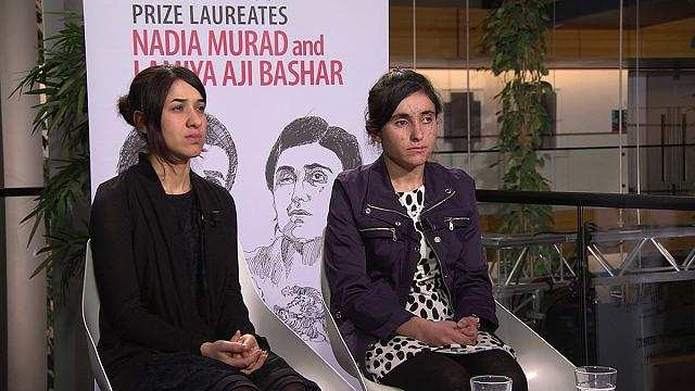 The courageous story of two girls who escaped sexual enslavement by ISIL