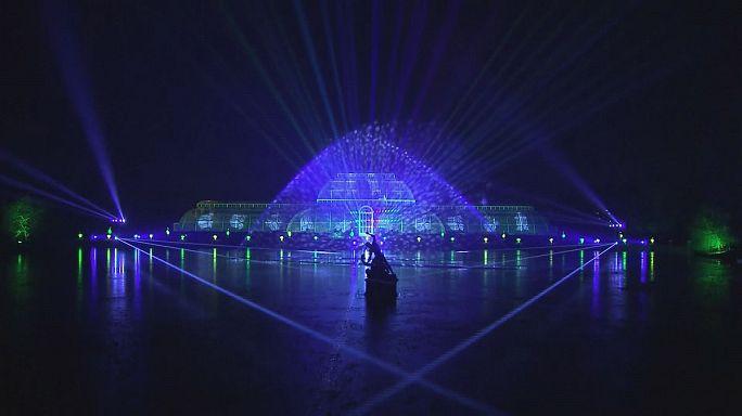 Séta az ünnepi fények londoni birodalmában