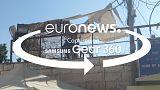 360 fokos videón Hebron nevezetességei