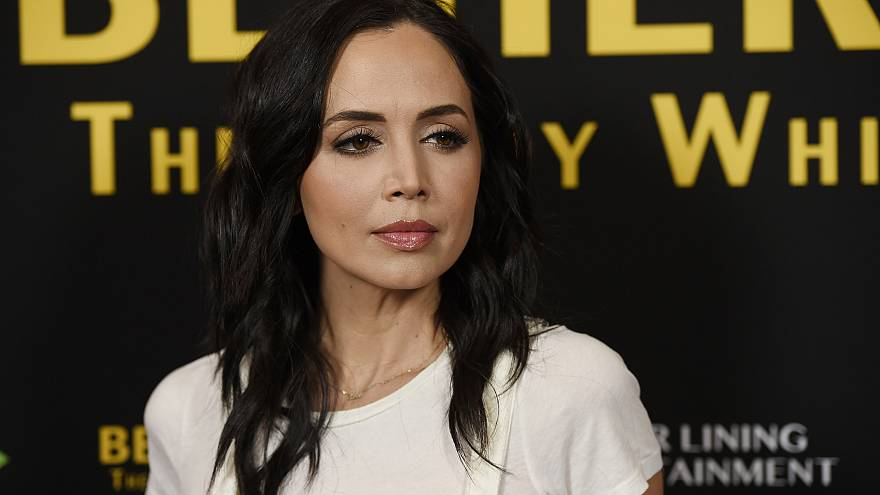 Image: Eliza Dushku at a premiere in Beverly Hills, California, on April 5,