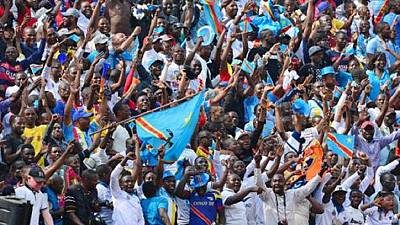 Fears of unrest at the end of Kabila's mandate halt DRC's premier league