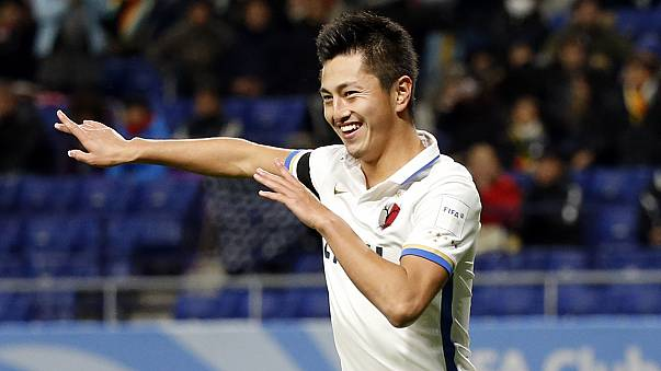 Kashima Antlers make history by reaching Club World Cup final