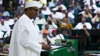 Le président nigérian dévoile un budget record de 24 milliards de dollars pour l'année 2017