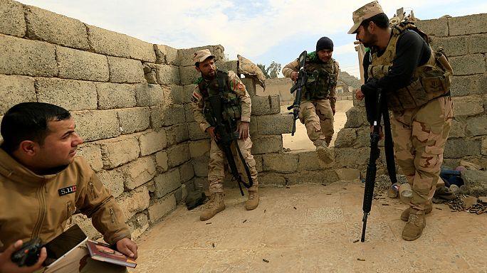 La guerra contro l'Isis