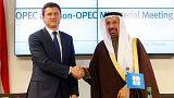 O acordo para reduzir a produção de petróleo entre a OPEP e a Rússia