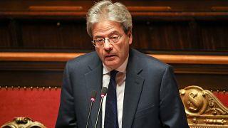 A szenátus is bizalmat szavazott az új olasz kormányfőnek