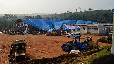 Nigeria: Death toll in Uyo church collapse still unclear
