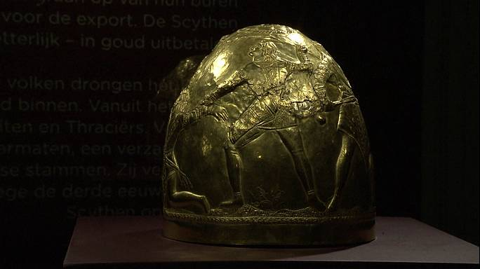Une collection archéologique de Crimée sera rendue aux autorités ukrainiennes