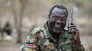 """L'Afrique du Sud dément """"détenir"""" Riek Machar"""