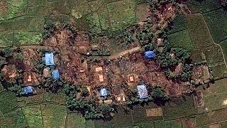 Rohingya fighters in Myanmar linked to Saudi Arabia and Pakistan reports ICG