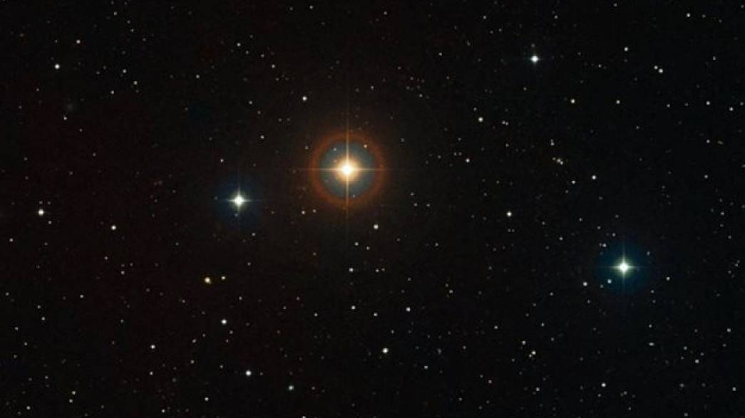 La Lune cache Aldébaran