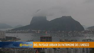 Rio awarded World Heritage tag [The Morning Call]