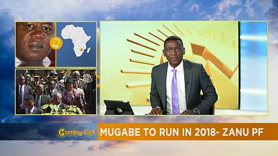 Mugabe to run in 2018 -ZANU-PF [The Morning Call]