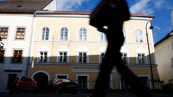 Estado austríaco deita mão a casa de Hitler