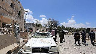 Somalie: attentat à la voiture piégée