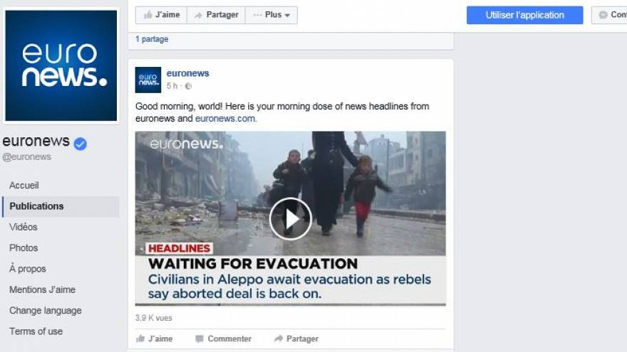 7 ways media like Euronews try to make sure you see their stories on Facebook