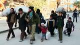 Aleppo evacuation 'aims to ensure civilian safety' - Syrian government