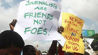 Anglophone journalists hit back against Cameroon government 'censorship'