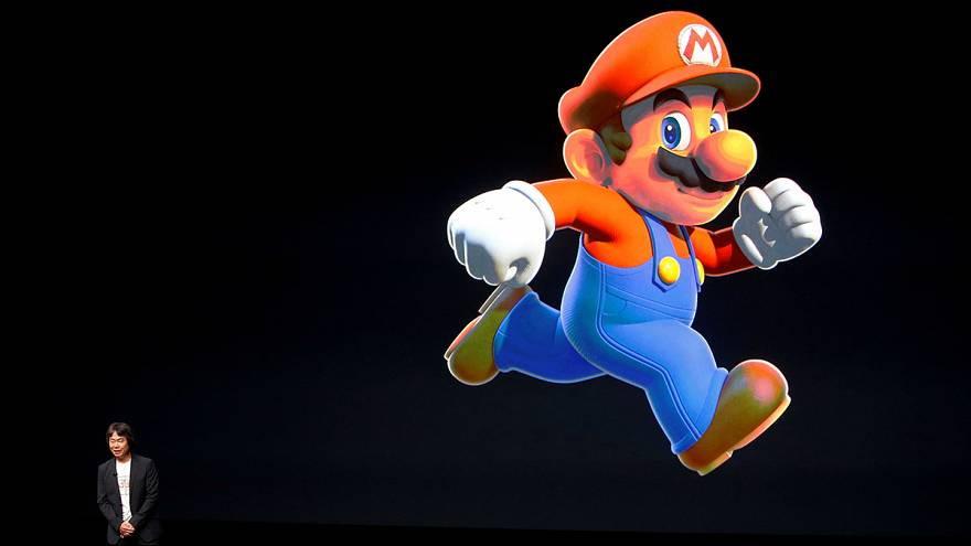 Nintendo hopes for Pokeman success repeat with Super Mario on mobile