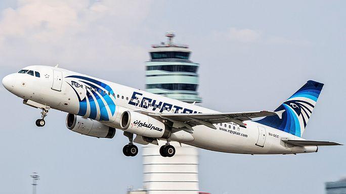 العثور على اثار مواد متفجرة على رفات ضحايا  الطائرة المصرية المنكوبة
