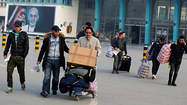 Allemagne : les premières expulsions d'Afghans ont commencé