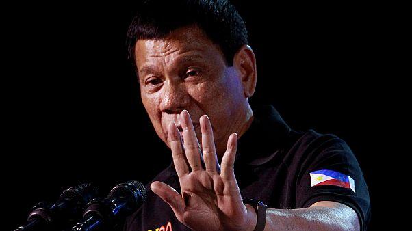 Senators call for Duterte to be impeached over vigilante killings