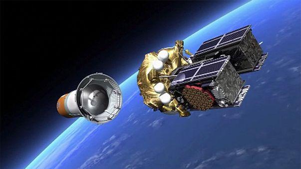 Europa lanza Galileo, su propio sistema de navegación por satélite