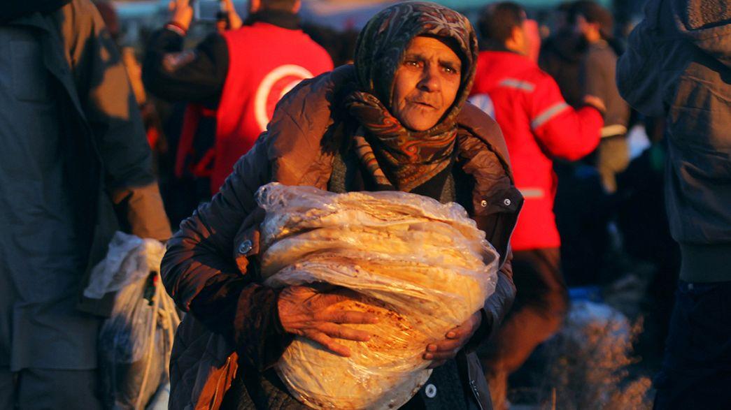 Acabou o inferno do leste de Alepo