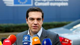 Tsipras defiant as Greek pensioners Christmas bonus is approved