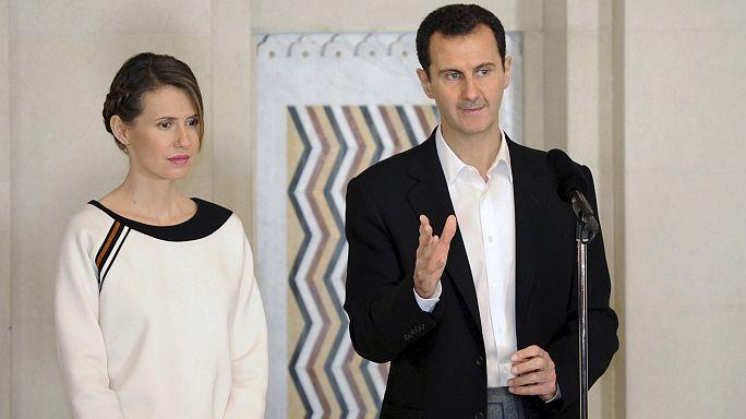 La chute d'Alep saluée par Assad et ses partisans